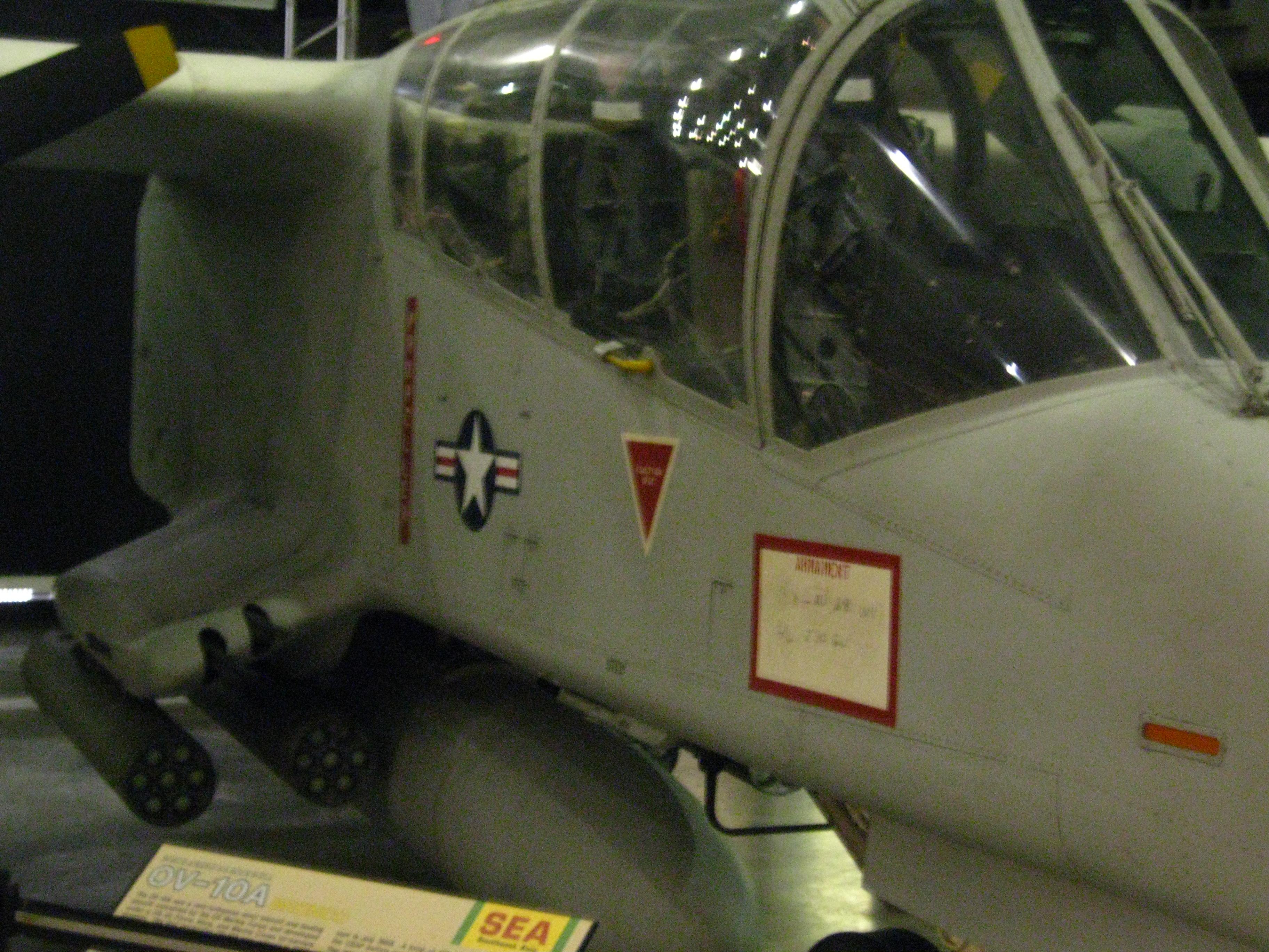 OV-10 Bronco and Cessna O-2 Skymaster | The Lexicans