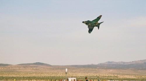 Aviation Nation 2005 - The mighty F-4 Phantom!