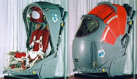 The Stanley B-58 Escape Pod