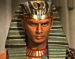 Yul Brynner as Ramses
