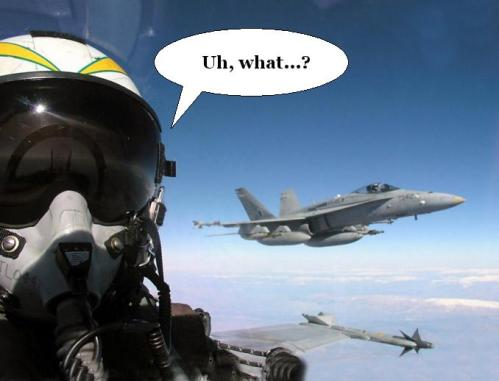 military fighter pilots