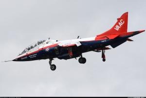 Harrier VAAC