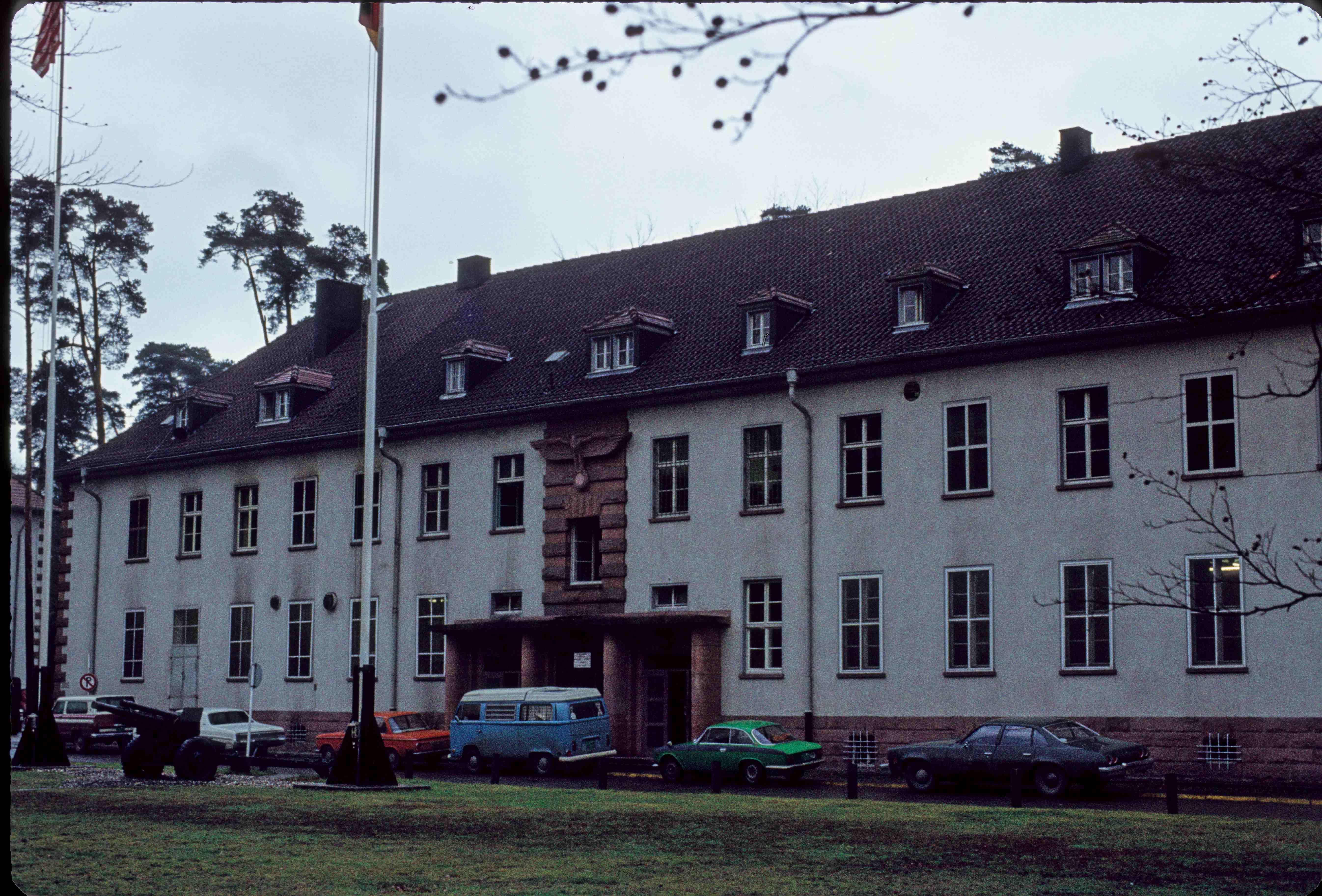 Wiesbaden Air Base Hospital