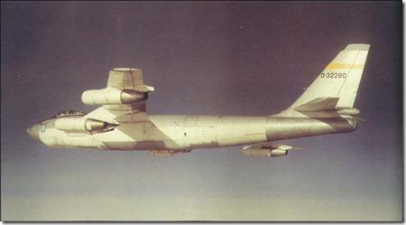 B-47E-111-BW Stratojet 53-2280 (JB-47E) 2