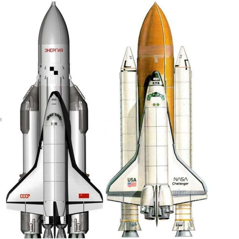Cutaway Thursday: Grumman Design 619 (Space Shuttle) | The ...