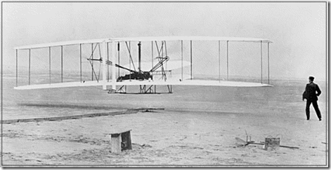 Wright-brothers-first-flight