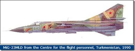 MiG-23MLD Aggressor