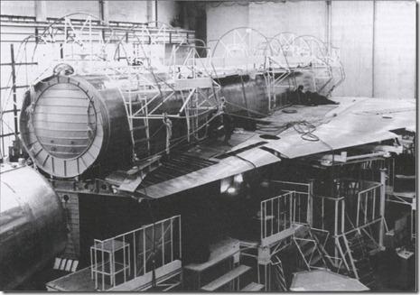 T-4 Fuselage 1