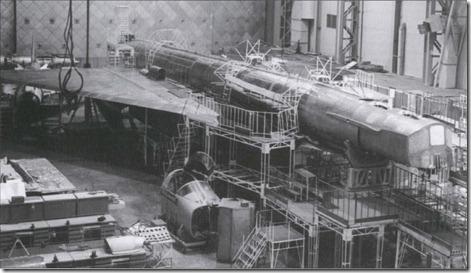 T-4 Fuselage 2