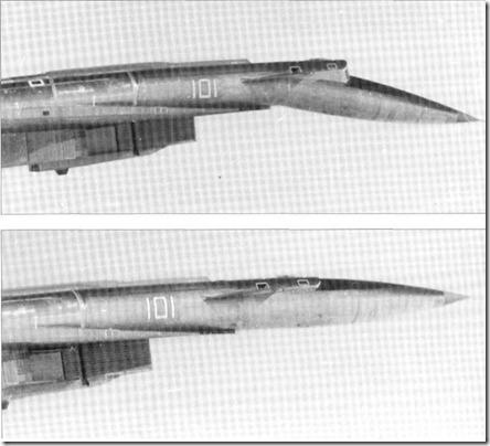 T-4 Nose Position