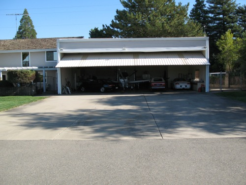 The Guy's Ideal Garage