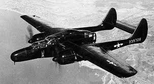 A P-61 Black Widow in her glory days.
