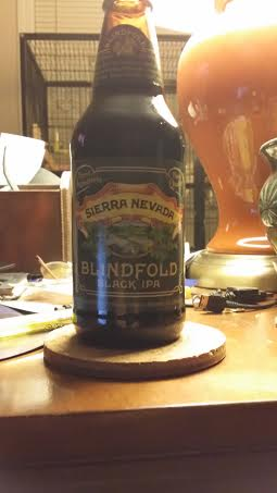 Sierra Nevada Blindfold Black IPA
