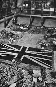 B and W unknown warrior