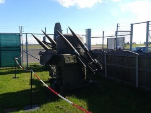 RAF Regiment Rapier `hittile` battery. A very good piece of kit.