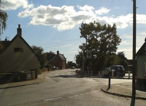 "Tunstall village and ""The Green Man"" - did a certain Virgil Xenophon drink here perchance?"