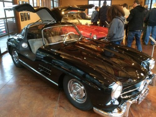 A Visit to the 300SL Museum1