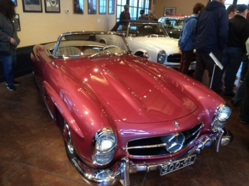 A Visit to the 300SL Museum3