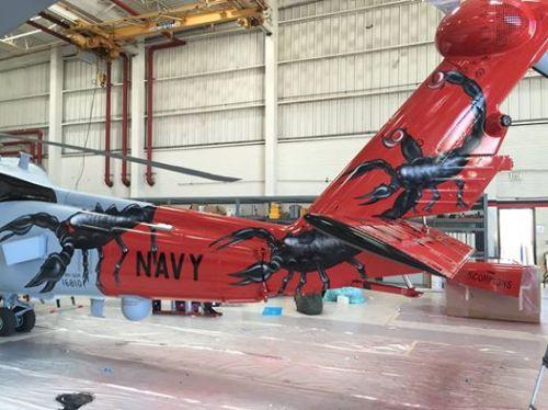 Scorpion 100 tail 1
