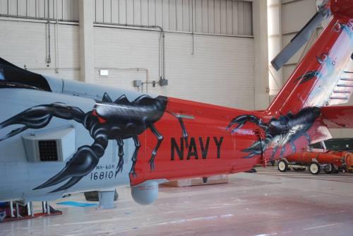 Scorpion 100 tail 2