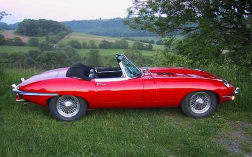 50YearsOfTheETypeJag