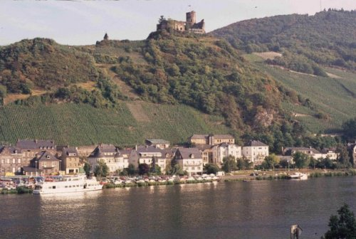 Images of Germany 1973 - Bernkastel Weinfest04