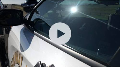Unbelievable CHP Graphic Chase Video