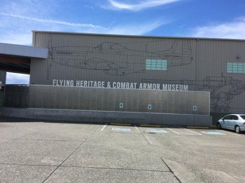 Paul Allen's Aviation Museum